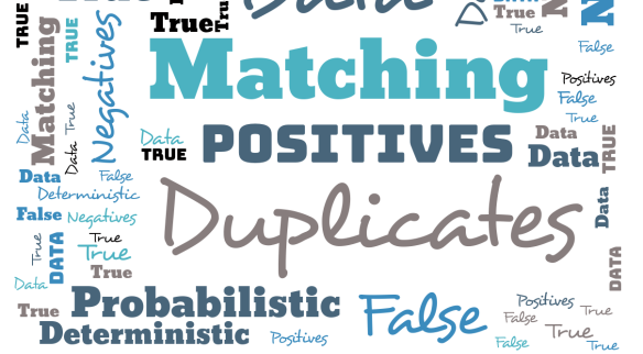 Data Matching Deduplication